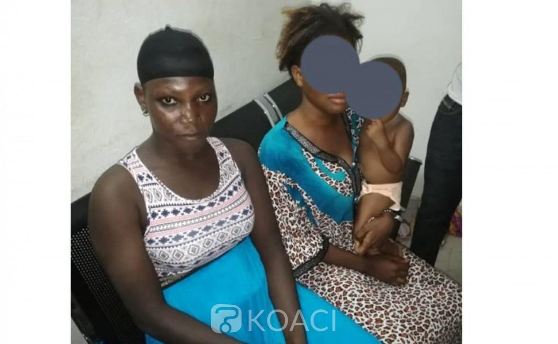 Côte d'Ivoire: Elle enlève un enfant de 11 mois à Anyama et est interpellée 5 jours plus tard à Divo