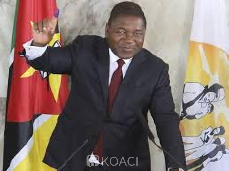 Mozambique: Présidentielle, le chef de l'Etat sortant Filipe Nyusi réélu  pour cinq ans