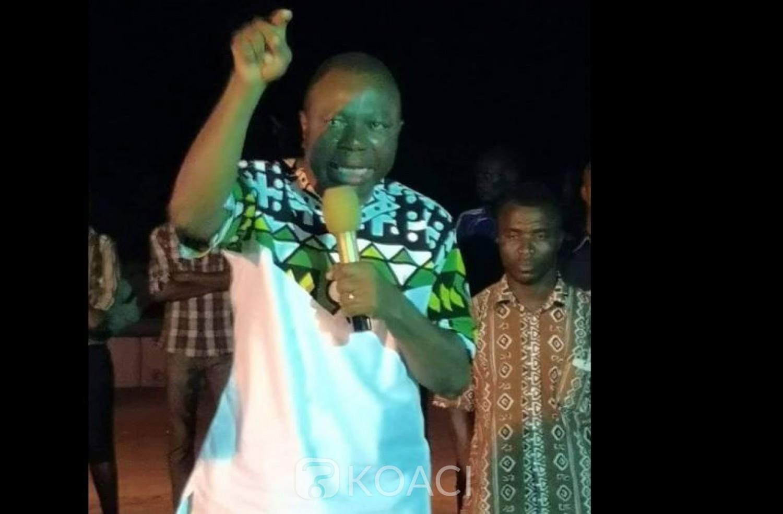 Côte d'Ivoire: Depuis Accra, Pickass formel «notre candidat en 2020, c'est Laurent Gbagbo et nous le ferons gagner »