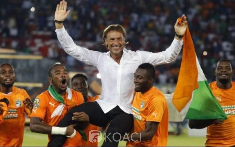 Côte d'Ivoire: Hervé Renard revient sur la CAN 2015 remportée en Guinée Equatoriale