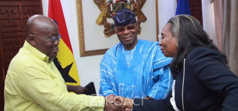CEDEAO:  L'intégration mise à mal par la fermeture de la frontière Bénin-Nigeria selon Akufo-Addo
