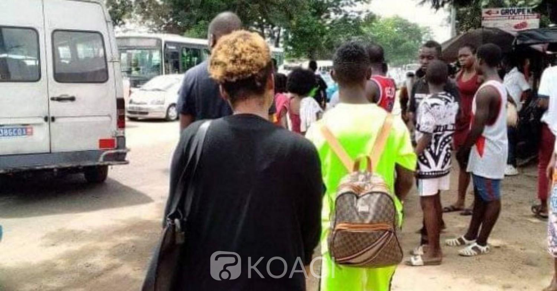 Côte d'Ivoire: Les gbakas en colère à Yopougon