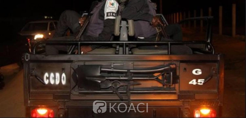Côte d'Ivoire: Des éléments du CCDO extorquent  100.000 FCFA à un septuagénaire, deux activement recherchés