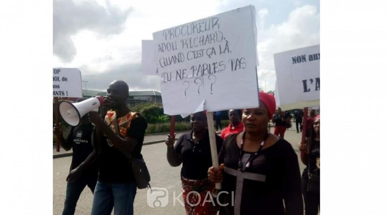 Côte d'Ivoire: Viol des enfants, marche au Plateau d'un collectif de la société civile pour interpeller les autorités
