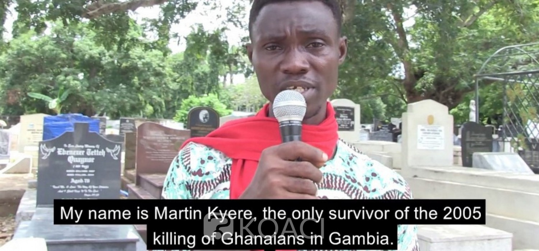 Ghana-Gambie: Les victimes des meurtres de Jammeh veulent témoigner devant la TRRC