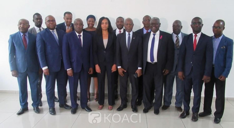 Côte d'Ivoire: Après l'ordre des notaires, la CDC-CI échange avec les assureurs sur les modalités de leur collaboration