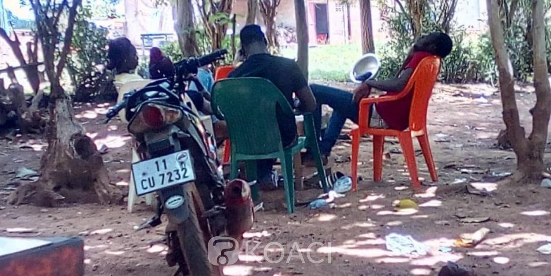 Côte d'Ivoire: Traqués dans plusieurs localités du pays, les orpailleurs clandestins en roue libre dans le Ahaly? Reportage de KOACI