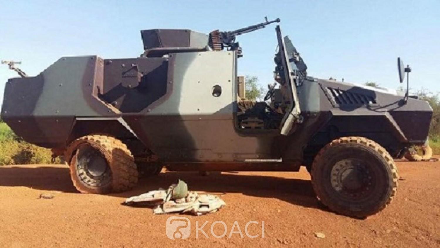 Burkina Faso: Deux militaires tués dans une attaque à l'engin explosif