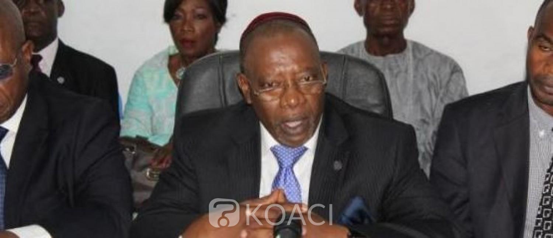 Côte d'Ivoire :  UDCY, le Secrétaire général intéressé par la présidence après la mort de Mel Eg Théodore, un congrès électif prévu le 14 décembre 2019