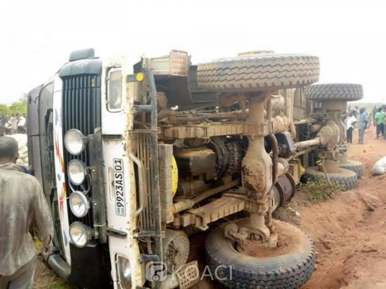 RDC: 22 morts et 10 blessés dans l'accident d'un camion de transport de  minerais