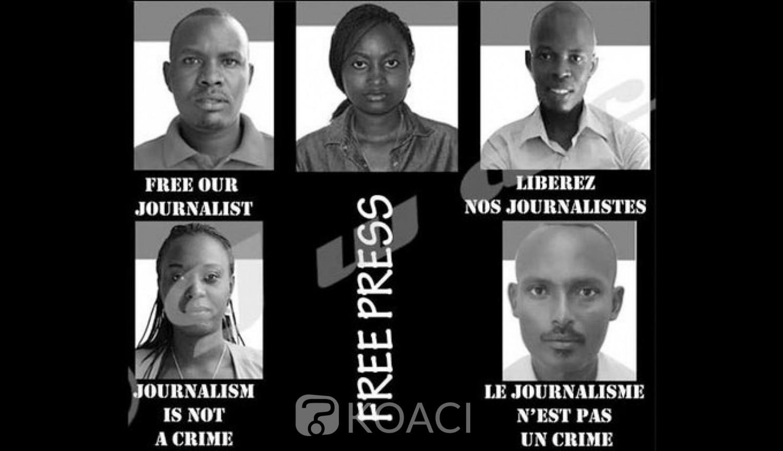 Burundi: Attaque rebelle  dans l'ouest, quatre journalistes restent en détention