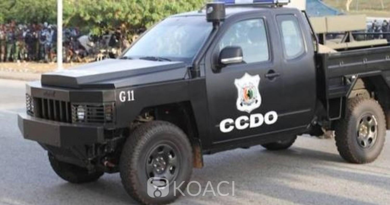 Côte d'Ivoire: Affaire d'extorsion de fonds à un Septuagénaire, les deux éléments du CCDO recherchés interpellés