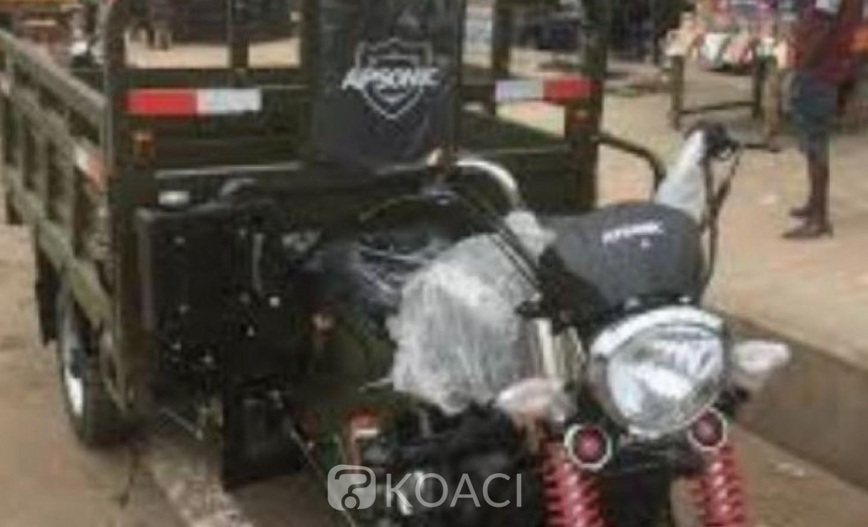 Côte d'ivoire: Un chauffeur de tricycle  mis aux arrêts pour avoir causé involontairement la mort d'un éleveur