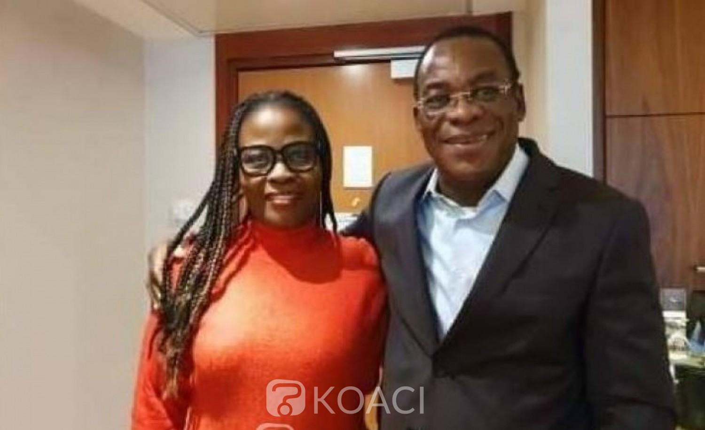 Côte d'Ivoire: Crise au FPI, Affi explique sa version des faits à Hanny Tchelley