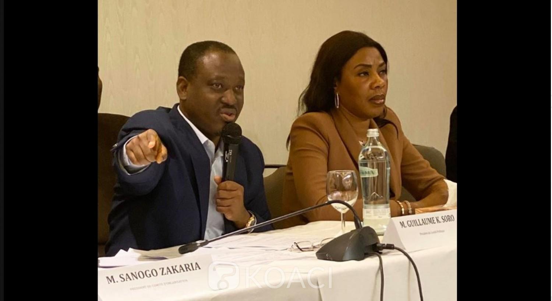 Côte d'Ivoire: Depuis Milan Soro aux Gors «allez dire à Gbagbo de faire la réconciliation avec Affi et Simone, s'il réunit son camp, il sera fort »