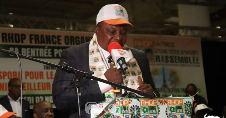 Côte d'Ivoire: Depuis Paris, Adjoumani à propos de la libération de Gbagbo : «Bédié sera le premier à couler des larmes si Gbagbo venait à être libéré »