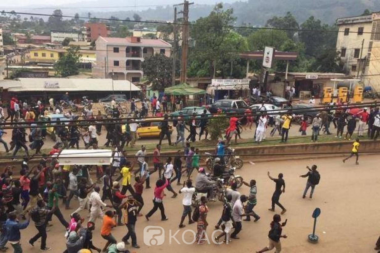 Cameroun: Le spectre de la guerre civile plane,  le chaos social se répand