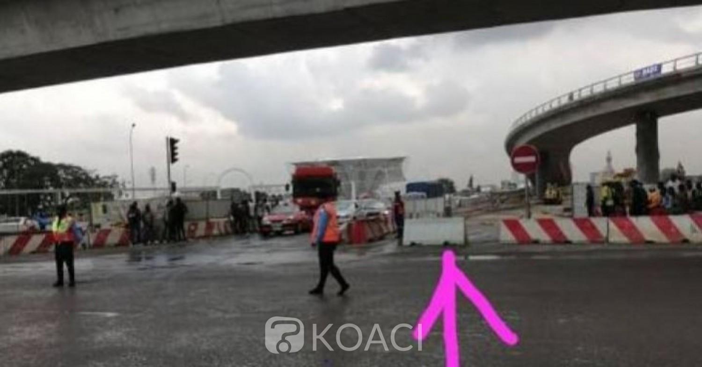 Côte d'Ivoire: La voie dans le sens Solibra-pont de Gaule fermée à la circulation jusqu'au 25 novembre