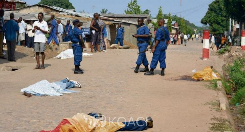 Burundi: Trois personnes tuées dans l'attaque armée d'un bar à Bujumbura