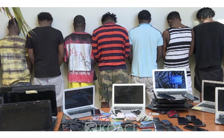 Sénégal: 49 cybercriminels nigérians arrêtés à Dakar, ils avaient détourné 450 millions d'Orange Côte d'Ivoire