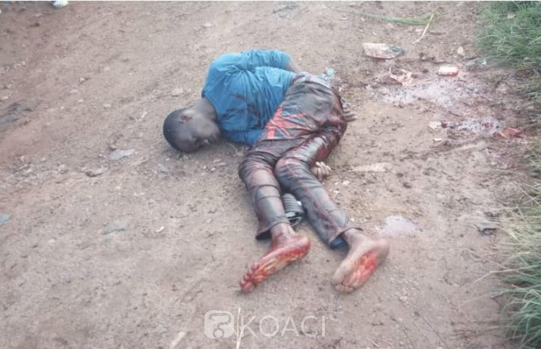 Côte d'ivoire: Divo, tentative de vol à mains armées, un bandit interpellé son acolyte en fuite