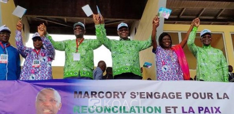 Côte d'Ivoire: Future collaboration entre le PDCI-RDA et le FPI,  le projet du document cadre adopté