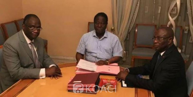 Côte d'Ivoire: Procès à Abidjan de Gbagbo, Blé, requête à la CPI, le PDCI gravement inquiet  au retour de la paix