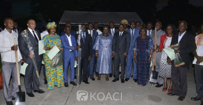 Côte d'Ivoire: Appui aux collectivités locales, le gouvernement dote 36 communes de matériel de salubrité pour un coût de 2 milliards de FCFA