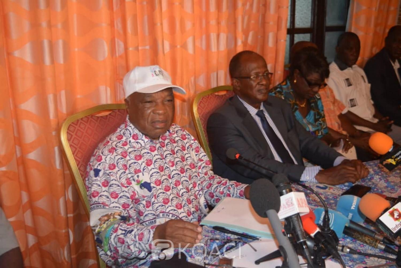 Côte d'Ivoire: Les « Gbagbo ou rien » annoncent un grand meeting chez Affi à Bongouanou