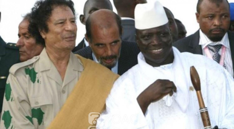 Sénégal: Yaya Jammeh et Mouammar Kadhafi accusés d'avoir financé les rebelles casamançais du Mfdc