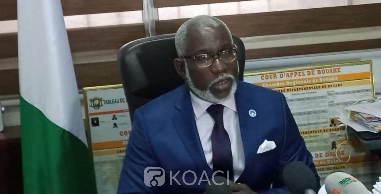 Côte d'Ivoire :  La Chambre d'instruction renvoie Blé Goudé devant un tribunal criminel, le Procureur général dénonce les tergiversations de sa défense