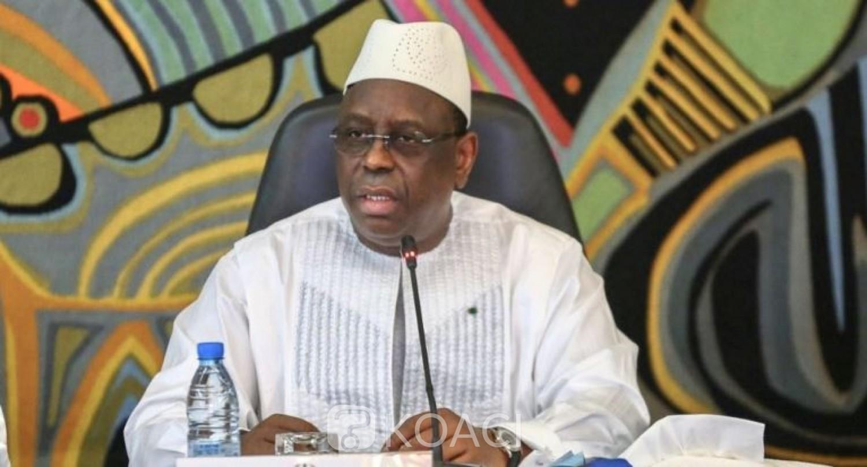 Sénégal: Élargissement de l'assiette foncière et douanière, Macky Sall en croisade contre la fraude fiscale