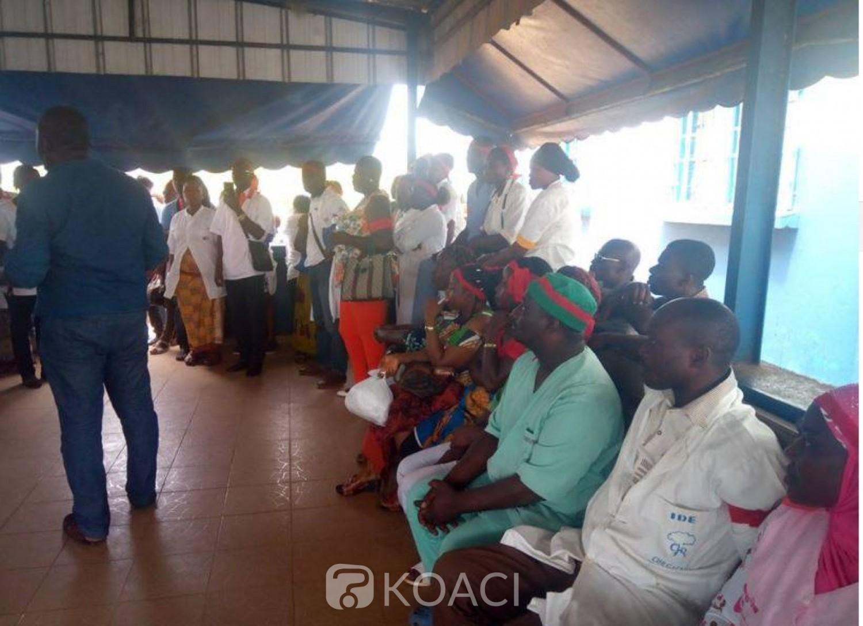 Côte d'Ivoire: Paralysie totale des hôpitaux lundi  avec la grève annoncée ?
