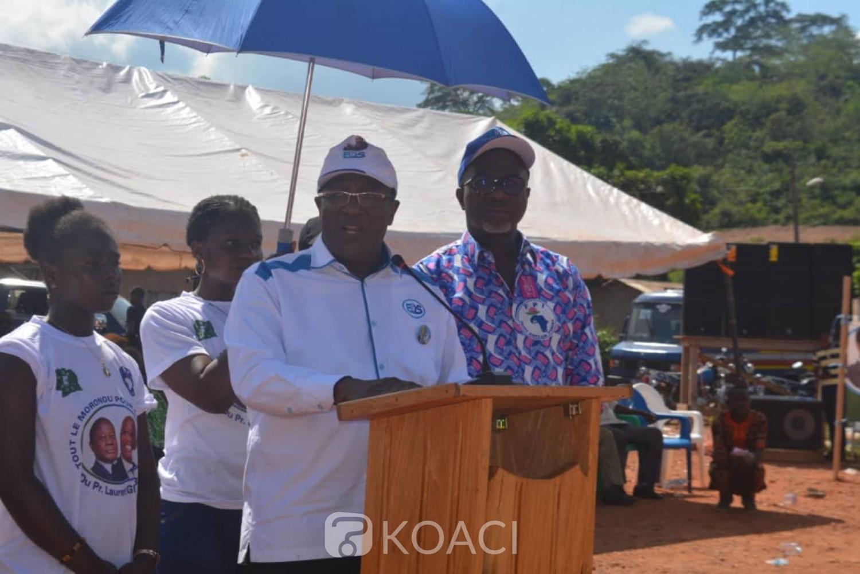 Côte d'Ivoire: 2020, Ouégnin: «Le pouvoir sait très bien qu'il va perdre les élections, au soir de ces élections le peuple fêtera le départ du régime actuel»