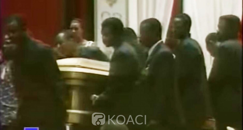 Côte d'Ivoire: Présence du couple Ouattara aux obsèques de Félix Houphouët Boigny, clarifications