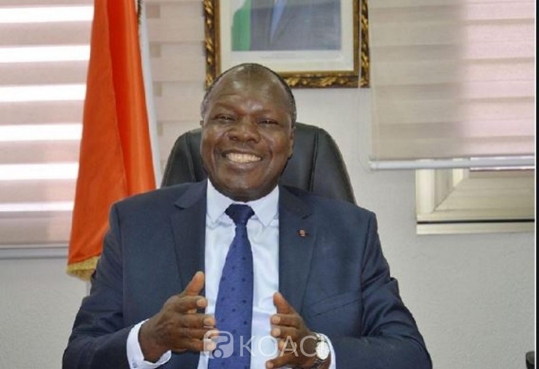 Côte d'Ivoire: Mabri nouveau PCA de l'Ecole Inter-États des sciences et médecines vétérinaires