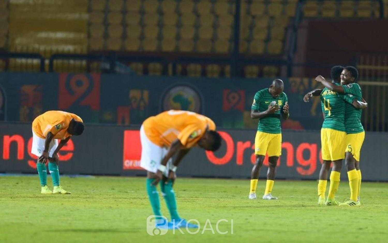 Côte d'Ivoire: CAN U23, les éléphants battus par l'Afrique du Sud 1-0 toujours dans la course pour une qualification en demi-finale