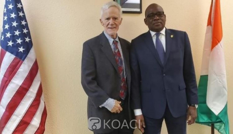 Côte d'Ivoire: Voici les attributs du Consul honoraire du pays  à Las Vegas (USA),  James  Wohl dans l'Etat du Nevada