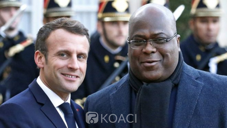 RDC-France: Après sa rencontre avec Tshisekedi, Paris promet débloquer 65 millions d'euros d'aide