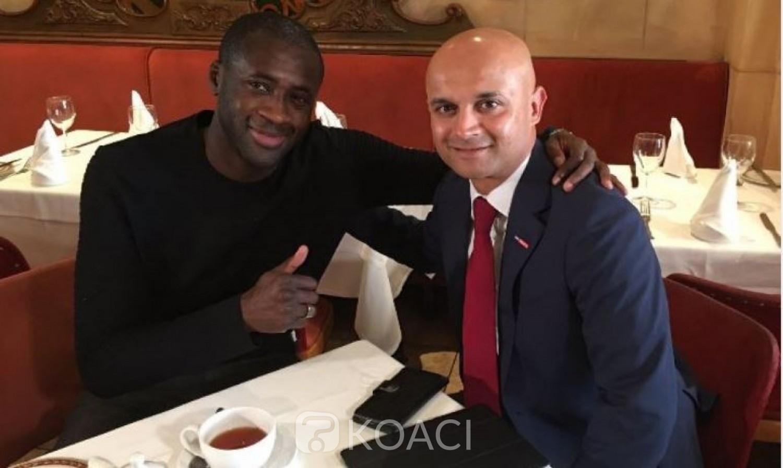 Côte d'Ivoire: Yaya Touré n'exclut pas un retour en Angleterre et évoque le racisme : «  Les joueurs doivent quitter le terrain »