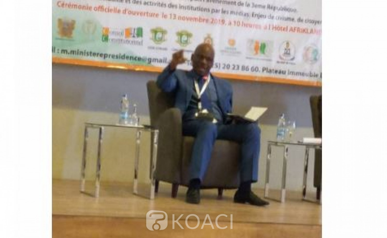 Côte d'Ivoire: Grande Chancellerie, le Grand Collier de prestation de serment du Président de la république perdu durant la crise post-électorale