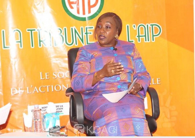 Côte d'Ivoire: Les recettes de  Raymonde Goudou pour mettre fin à  la lourdeur administrative dans la délivrance des actes