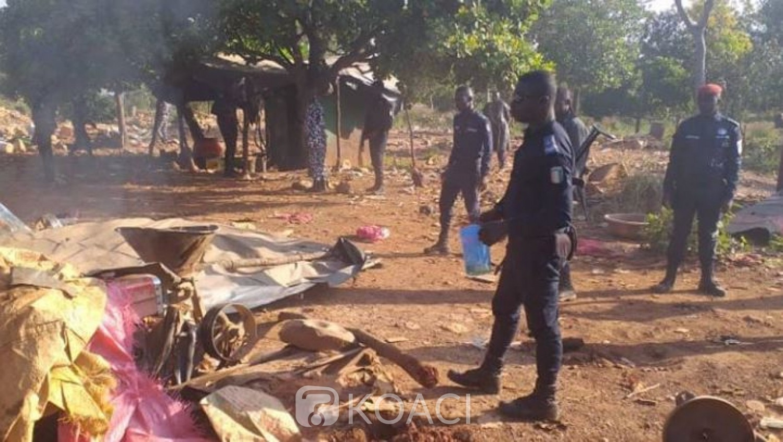 Côte d'Ivoire: Plusieurs sites d'orpaillages clandestins détruits à Boundiali