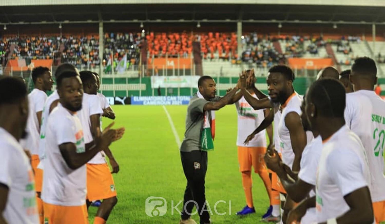 Côte d'Ivoire: Eliminatoires CAN  2021, les Eléphants s'imposent timidement au Félicia face au Niger (1-0) en marge de l'hommage à Serey Dié