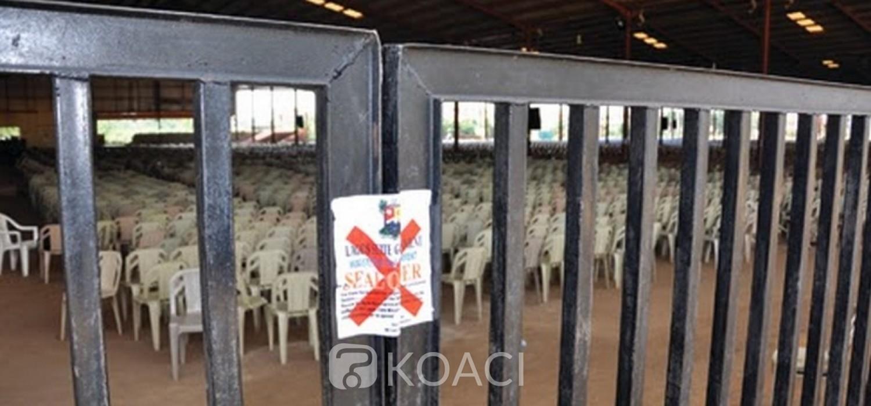 Nigeria: Huit églises et mosquées fermées à Lagos, causes et avis aux récalcitrantes