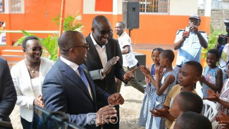 Côte d'Ivoire: À Port-Bouet à l'inauguration d'une bibliothèque de plus de 2000 livres, offerte par la Ciprel, Abdourahmane Cissé «c'est le meilleur investissement qu'il soit»