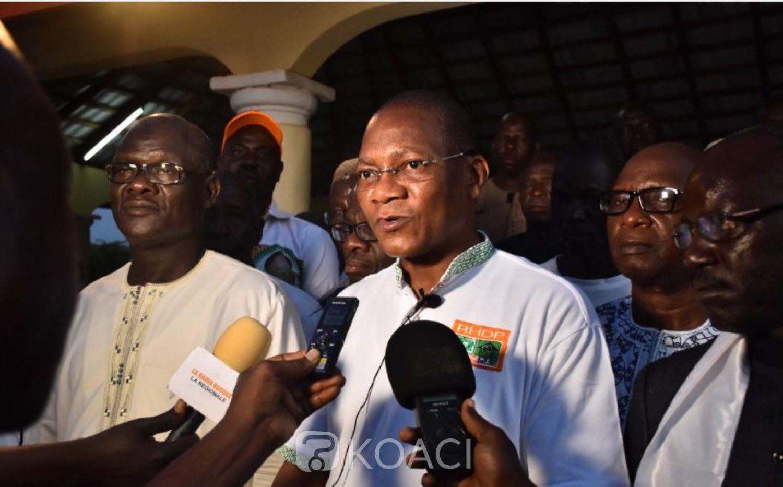 Côte d'Ivoire: Accusé de n'avoir pas déclaré son patrimoine, Bruno Koné dément et sort son récépissé