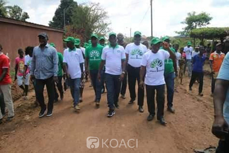 Côte d'Ivoire: Boukébo, après avoir participé à un séminaire, des agents du trésor prennent d'assaut le village de leur DG