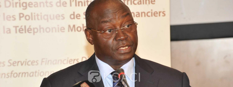 UEMOA: Tiémoko Koné révèle que le taux d'inclusion financière est passé de 47,0% en 2016 à 57,1% à fin 2018