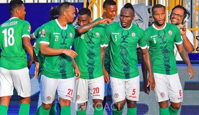 CAN 2021: Madagascar humilie le Niger à Niamey (6-2) et prend la tête du groupe K